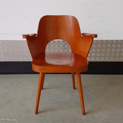 Oswald Haerdtl Vintage Chair for Thonet, 1955
