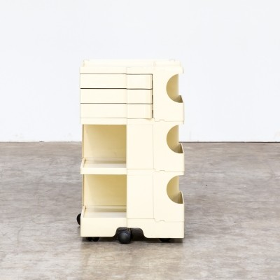 Joe Colombo 'Boby' Storage Trolley Organizer for B-Line Office Furniture, 1960s