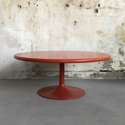 Artifort Circle vintage design coffee table by Pierre Paulin