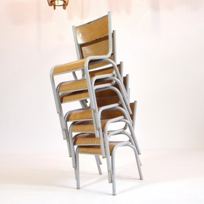 Little vintage children's chairs, 1960-1970