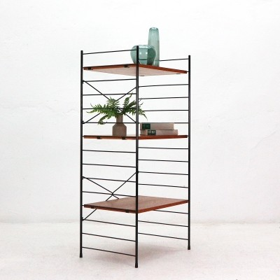 Small WHB Teak Shelf