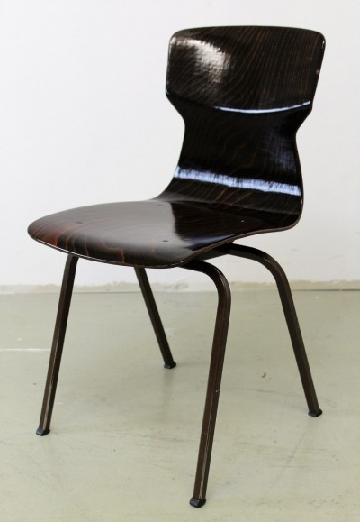 Model 6408 School chair by Eromes, 1960s