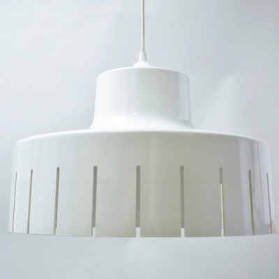Frangia hanging lamp by Sergio Asti for Bilumen, 1970s