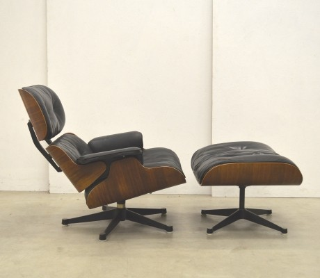 Early Edition lounge chair by Charles & Ray Eames for Herman Miller, 1960s