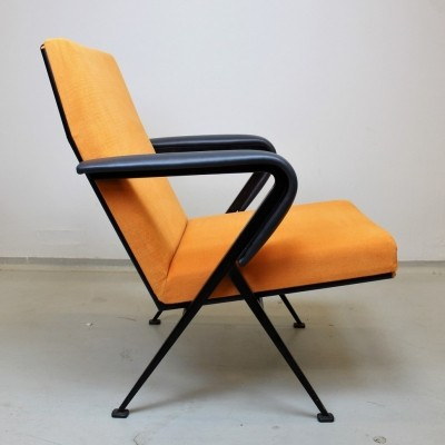 4 x Repose lounge chair by Friso Kramer for Ahrend de Cirkel, 1960s