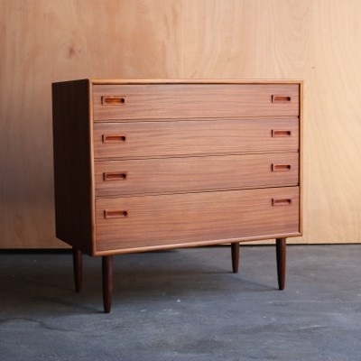 FM Mobel chest of drawers, 1960s