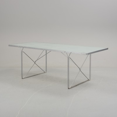 Moment dining table by Niels Gammelgaard for IKEA, 1980s