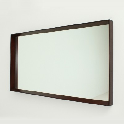 Rectangular Wall Mirror from 1960's, Denmark