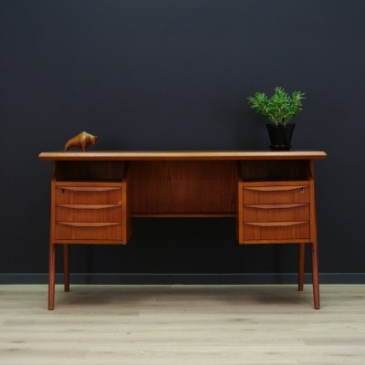 Writing desk by Gunnar Nielsen Tibergaard for Tibergaard Denmark, 1960s