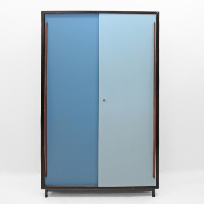 Large Willy van der Meeren cabinet