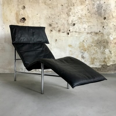 Vintage Ikea Lounge Chair 'Skye' by Tjord Bjorklund, 1980s