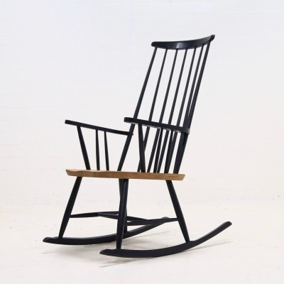 Mid Century Rocking Chair by Roland Rainer, 1960s