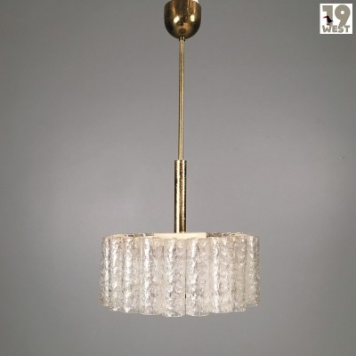 Modernist ceiling lamp from the 1950's by Doria
