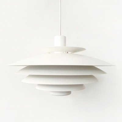 White Danish design pendant by Form Light