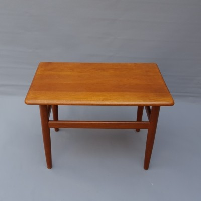 Niels Bach AS side table, 1960s