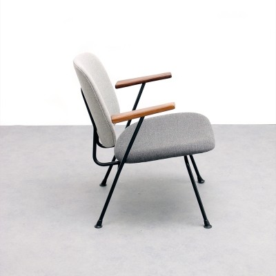 Vintage W. Gispen easy chair by Kembo