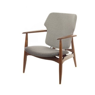 Vintage easy chair by Louis van Teeffelen for Wébé