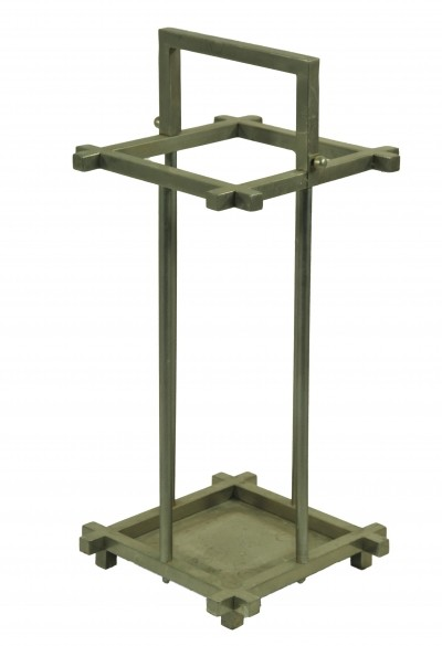 Art Deco umbrella stand, 1950s