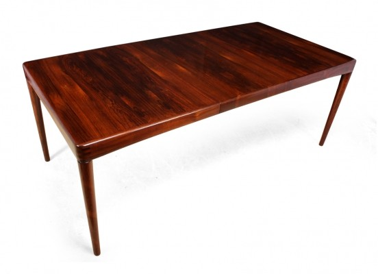 Mid Century Table in Rosewood by Bramin