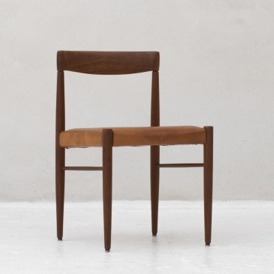 2 side chairs by Henry W. Klein for Bramin, Denmark 1960