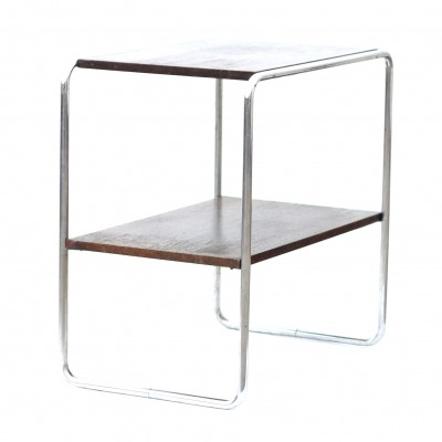 Side table by Kovona NP in chrome plated construction