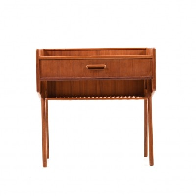 Mid Century Danish Entry Chest/Table in Teak