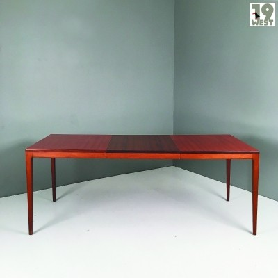 Extendable dining table by Georg Leowald