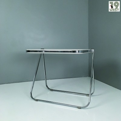 Platone folding table by Giancarlo Piretti for Castelli