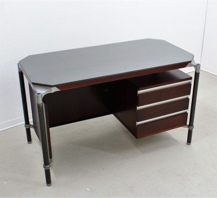 Writing desk by Ico Parisi for MIM Roma, 1960s