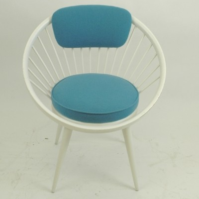 Circle Chair by Yngve Ekström for Swedese