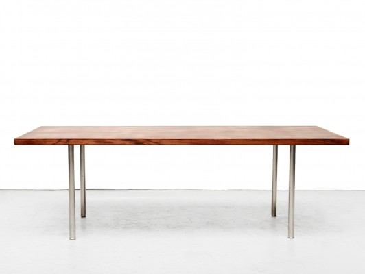 Rosewood Danish design 'model AT12' coffee table by Hans Wegner for Andreas Tuck