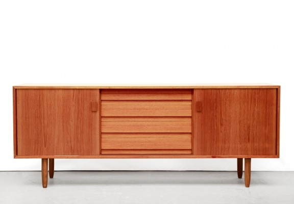Teak Danish design sideboard from Dammand & Rasmussen for Viby Mobelfabrik