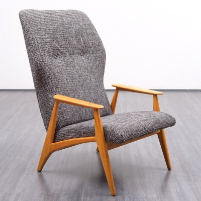 Midcentury wingback chair, 1960s