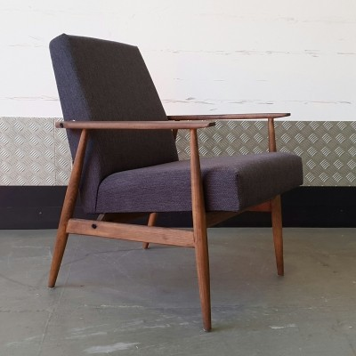 H. Lis Mid Century Easy Chair 1970's