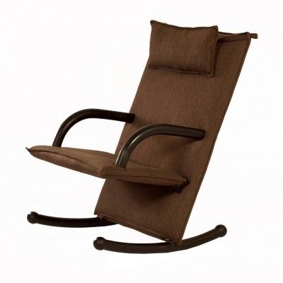 T-Line Rocking Chair by Burkhard Vogtherr for Arflex, Italy 1980s