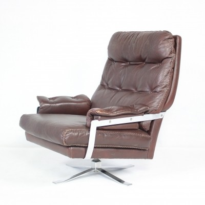 Lounge chair by Arne Norell for Vatne Møbler, 1960s