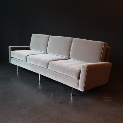 3-Seater Florence Knoll Sofa, 1960s