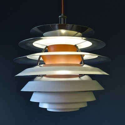 PH Contrast hanging lamp by Poul Henningsen for Louis Poulsen, 1960s