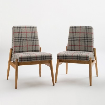 Pair of type 300-277 Celia armchairs, 1970s