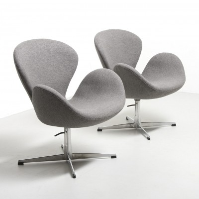 Swan Chair by Arne Jacobsen, 1950's