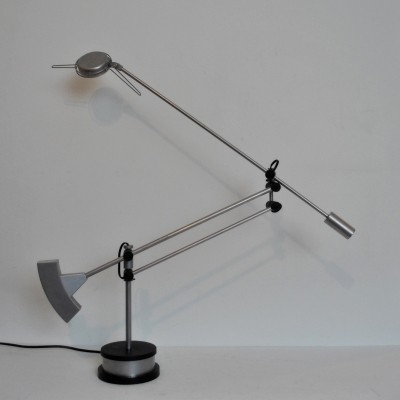 Desk lamp by Edwin Klein for Indoor Amsterdam