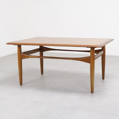 Coffee table by Aksel Bender Madsen for Bovenkamp, 1950s
