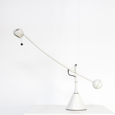 80s Enrique Franch 'calder' table lamp for Metalarte spain