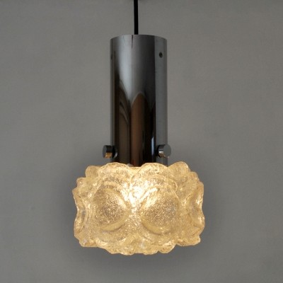 Hanging lamp by Helena Tynell & Heinrich Gantenbrink for Glashütte Limburg, 1950s