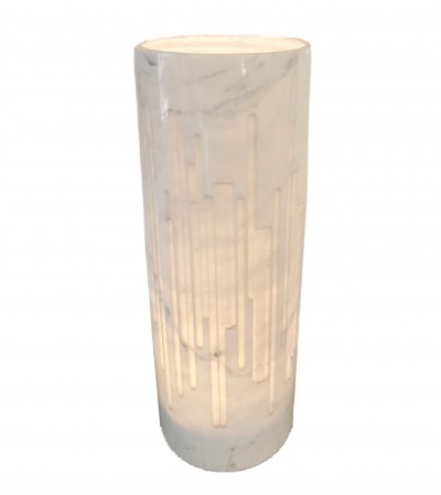 Marble Table lamp by Gruppo NP2