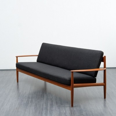 Danish classic teak sofa by Grete Jalk for France & Son