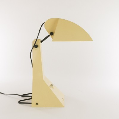 Umberto Riva Ruspa or E63 table lamp by Francesconi, 1960s