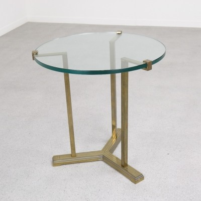 T37 side table by Peter Ghyczy for Ghyczy, 1970s