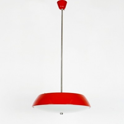 Hanging lamp by Josef Hůrka for Napako, 1970s