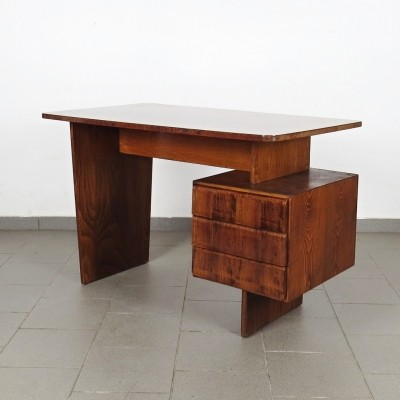 Bohumil Landsman writing desk, 1970s